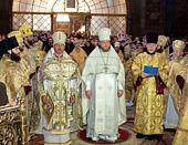 Архимандрит Никодим (Барановский) хиротонисан во епископа Ракитнянского, викария Белоцерковской епархии