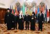 Встреча Святейшего Патриарха с Лауреатами премии МФЕПН за 2009 год