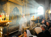 Патриаршее служение в Праздник Крещения Господня