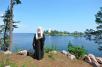 У Ильинского скита Валаамского монастыря