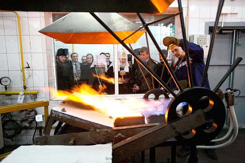 Встреча с коллективом головного предприятия Уральской горно-металлургической компании