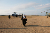 Первосвятительский визит на Дальний Восток. Прибытие на Командорские острова