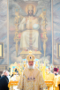 Божественная литургия в Задонском Рождество-Богородицком монастыре