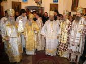Иерарх Русской Православной Церкви принял участие в чествовании митрополита Черногорского и Приморского Амфилохия