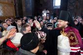 Архимандрит Феодосий (Снигирев) хиротонисан во епископа Броварского, викария Киевской митрополии