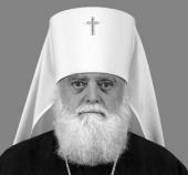 Патриаршее соболезнование в связи с кончиной митрополита Вятского и Слободского Хрисанфа