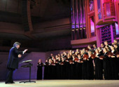 Патриаршее приветствие участникам и гостям I Рождественского фестиваля духовной музыки
