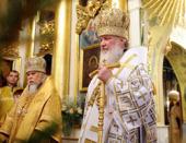 Слово Предстоятеля Русской Православной Церкви после Литургии в неделю по Рождестве Христовом