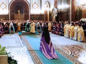 Слово Святейшего Патриарха Кирилла при вручении жезла Преосвященному Тихону, епископу Южно-Сахалинскому и Курильскому