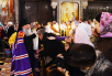 Патриаршее служение в Храме Христа Спасителя. Хиротония архимандрита Тихона (Доровских) во епископа Южно-Сахалинского и Курильского