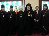 Завершился визит Блаженнейшего Архиепископа Кипрского Хризостома в Москву