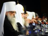 Святейший Патриарх Кирилл: Образование — важная сфера взаимодействия Церкви и государства