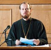 Выступление игумена Филиппа (Рябых) на консультациях Всемирного христианского форума в Стамбуле