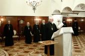 Состоялось приведение к присяге членов Епархиального суда города Москвы