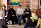 В Синодальном отделе по делам молодежи обсудили перспективы развития молодежного движения по противодействию абортам