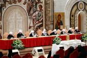 Пленарные заседания Межсоборного присутствия Русской Православной Церкви прошли в Москве