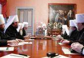 ЖУРНАЛЫ заседания Священного Синода от 31 января 2011 года