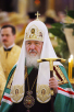 Божественная литургия в Храме Христа Спасителя во вторую годовщину интронизации Святейшего Патриарха Кирилла