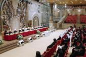 Предстоятель Русской Церкви пригласил членов Архиерейского Собора к дискуссии по поднятым в Патриаршем докладе темам