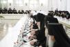 Встреча участников Архиерейского Собора Русской Православной Церкви с Президентом России Д.А. Медведевым