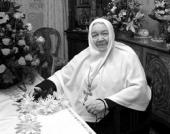 Патриаршее соболезнование в связи с кончиной настоятельницы Пюхтицкого монастыря схиигумении Варвары (Трофимовой)