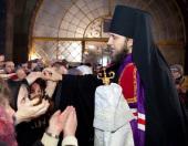 Председатель Литургико-богослужебной комиссии при Священном Синоде Украинской Православной Церкви рукоположен во епископа Новокаховского и Генического
