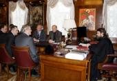 В ОВЦС обсудили перспективы развития Патриаршего центра древнерусской богослужебной традиции