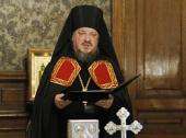 Слово архимандрита Севастиана (Осокина) при наречении во епископа Карагандинского и Шахтинского