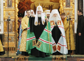 Слово Святейшего Патриарха Кирилла в неделю о блудном сыне в Храме Христа Спасителя