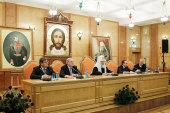 Святейший Патриарх Кирилл возглавил в Храме Христа Спасителя торжественное заседание, посвященное 150-летию отмены крепостного права в России