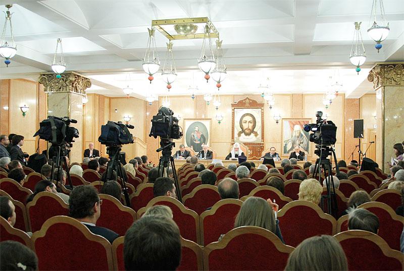 Заседание, посвященное 150-летию отмены крепостного права в России