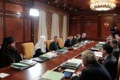 Президент России и Предстоятель Русской Церкви возглавили заседание попечительского совета по восстановлению Ново-Иерусалимского монастыря