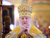 Проповедь Святейшего Патриарха Кирилла в Прощеное воскресенье в Свято-Никольском храме в Покровском