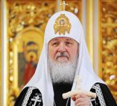 Слово Святейшего Патриарха Кирилла после утреннего богослужения во вторник первой седмицы Великого поста