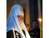 Слово Святейшего Патриарха Кирилла после великого повечерия в среду первой седмицы Великого поста