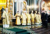 Юбилейная космическая экспедиция доставит на орбиту образ Божией Матери, подаренный космонавтам Святейшим Патриархом Кириллом