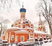 Малый собор Донского монастыря открылся после реставрации