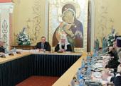 Святейший Патриарх Кирилл: Мы справимся со всеми проблемами, если нравственная составляющая не будет отнесена на периферию человеческой жизни