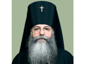 Патриаршее поздравление архиепископу Курганскому Константину с 60-летием со дня рождения