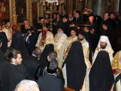 Митрополит Волоколамский Иларион принял участие в хиротонии иерарха Константинопольского Патриархата