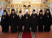 Синод Митрополичьего округа в Республике Казахстан принял ряд решений, касающихся жизни Казахстанской митрополии