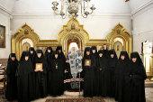 Митрополит Крутицкий и Коломенский Ювеналий: «Новодевичий монастырь нуждается в больших реставрационных работах»