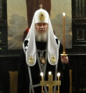 Святейший Патриарх Кирилл: Вспоминая молитвенно тех, кто погиб, мы одновременно помним и о живых