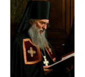 Слово архимандрита Зиновия (Корзинкина) при наречении во епископа Элистинского и Калмыцкого