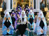Предстоятель Русской Церкви возглавил хиротонию архимандрита Зиновия (Корзинкина) во епископа Элистинского и Калмыцкого