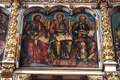 Уникальный иконостас Большого собора Донского монастыря открыт после реставрации