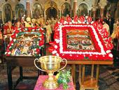 В Болгарской Православной Церкви состоялось прославление мучеников, пострадавших во время Апрельского восстания 1876 года