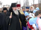 Архиепископ Владикавказский Зосима: Протягиваю руку мира всем народам и конфессиям