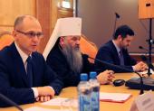 В Храме Христа Спасителя проходит обучающий семинар для региональных координаторов конкурса «Православная инициатива»