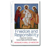 В Лондоне состоится презентация английского издания книги Святейшего Патриарха Кирилла «Свобода и ответственность»